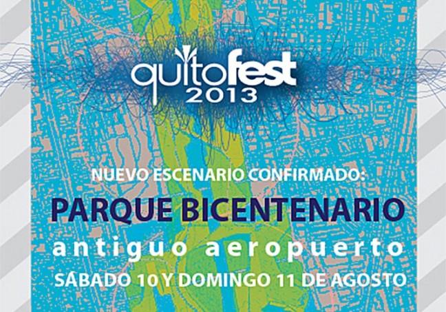 Quitofest parque Bicentenario